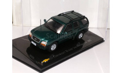 Chevrolet Blazer 2nd Generation 2002 Altaya 1/43