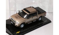 Chevrolet S-10 Deluxe 2,5 Cabine Dupla 2009 Altaya 1/43