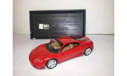 Ferrari 360 Modena Европейка 1/43, масштабная модель, 1:43