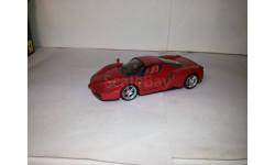 Ferrari Enzo Hot Wheels Elite 1/43, масштабная модель, 1:43