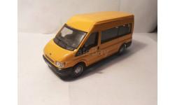 Ford Transit Cararama 1/43, масштабная модель, 1:43, Bauer/Cararama/Hongwell