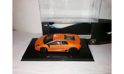 Lamborghini Murcielago LP640 Hot Wheels Elite 1/43