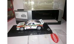 Lancia Rally 037 Kyosho 1/43, масштабная модель, 1:43