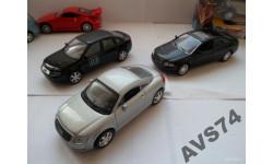 3 AUDI 2 шт. High Speed, 1 шт. JoySity, масштабная модель, 1:43, 1/43