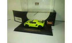 Lotus Exige IXO 1/43, масштабная модель, 1:43, Nissan