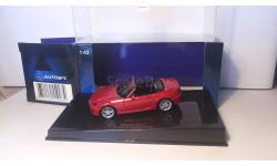 Mazda MX-5 Tuned By MAZDASPEED AutoArt, масштабная модель, scale43