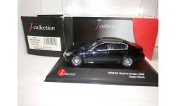 Nissan Skyline Sedan 2006 J-collection 1/43