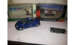 Peugeot 206 CC Cararama 1/43