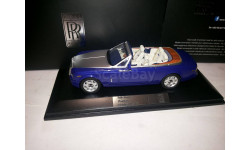 Rolls-Royce Phantom Drophead Coupe IXO 1/43
