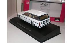 Toyota MarkII Wagon LG 1988 DISM 1/43, масштабная модель, 1:43