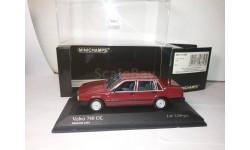 Volvo 740 GL 1986 Minichamps 1/43, масштабная модель, 1:43