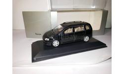 Volkswagen Touran Minichamps 1/43, масштабная модель, 1:43