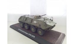 БТР 60ПБ, масштабные модели бронетехники, Atlas, 1:43, 1/43