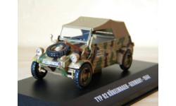 Kubelwagen Typ82 (1944), масштабная модель, 1:43, 1/43, DeAgostini Veicole Militari, Volkswagen