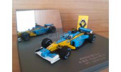 Renault R23 N°7 J. Trulli