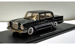 1:43 Mercedes-Benz 300 SE Kurz (W112) 1:43 Black Spark