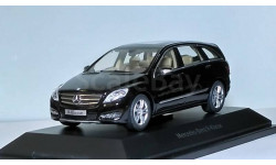 1:43 mercedes benz r klasse facelift minichamps