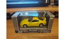 Toyota Supra, масштабная модель, Autotime Collection, scale43