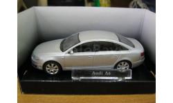 Модель 1/43 АУДИ А6, масштабная модель, Audi, Bauer/Cararama/Hongwell, 1:43