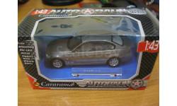 Модель 1/43 БМВ 3 серия, масштабная модель, Bauer/Cararama/Hongwell, scale43, BMW