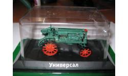 Трактор 'УНИВЕРСАЛ', масштабная модель трактора, Hachette, 1:43, 1/43