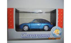 PORSCHE-911 CABRIO Cararama 1/43