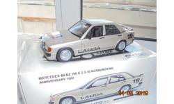 Mercedes-Benz 190 E Lauda 1/18 Autoart, масштабная модель, 1:18