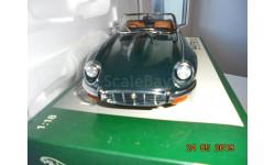 JAGUAR E-TYPE 1/18 AUTOART, масштабная модель, 1:18