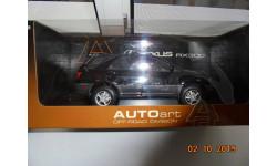 LEXUS RX300, масштабная модель, Autoart, 1:18, 1/18