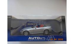 HONDA S2000 AUTOART 1/18 1:18