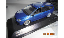 FORD FOCUS 1/43 MINICHAMPS