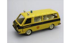 Модель автомобиля РАФ 2203 Милиция