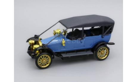 Модель автомобиля Руссо-Балт С24/40 кузов Торпедо, масштабная модель, Руссо Балт, Агат/Моссар/Тантал, scale43