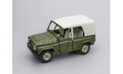 Модель автомобиля УАЗ 469 А34