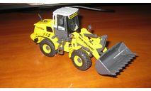 New Holland W170B, масштабная модель трактора, NZG, 1:50, 1/50