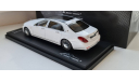 Mercedes-Maybach S600 X222 (W222) 2019, масштабная модель, Almost Real, scale43, Mercedes-Benz