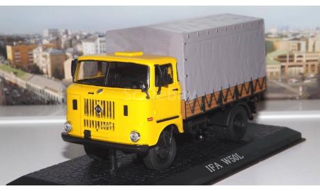 IFA  W50L  ATLAS, масштабная модель, 1:43, 1/43