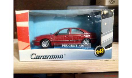 PEUGEOT 406     CARARAMA, масштабная модель, 1:43, 1/43, Bauer/Cararama/Hongwell