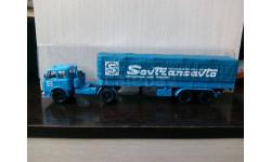 МАЗ 504В + П/ПРИЦЕП 5205А  SOVTRANSAVTO (сцепка)