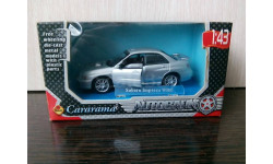 Subaru Impreza WRC, масштабная модель, Bauer/Cararama/Hongwell, 1:43, 1/43