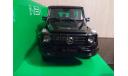 MERCEDES - BENZ  G - CLASS 2009 W463 Чёрный, масштабная модель, Mercedes-Benz, Welly, 1:24, 1/24