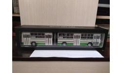 ИКАРУС 280.33М бело-зелёный, с маршрутом