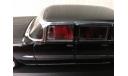 ЗИЛ 111Г 1965 черный с красным интерьером, масштабная модель, IST Models, 1:43, 1/43