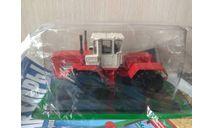 КИРОВЕЦ К 710 'ИЛЬИЧ'  N 112, журнальная серия Тракторы. История, люди, машины (Hachette), scale43