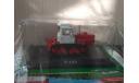 ТРАКТОР  Т - 150 Гусеничный  №122, журнальная серия Тракторы. История, люди, машины (Hachette), Т -150, 1:43, 1/43