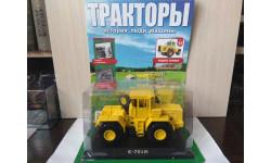 Тракторы: история, люди, машины К-701М  №51 РЕДКИЙ