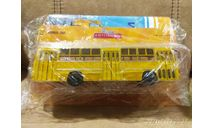 Наши Автобусы №4, Икарус-260, журнальная серия масштабных моделей, Ikarus, Hachette, 1:43, 1/43