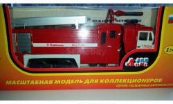 Камаз - 53215 АЦ 7-40 _ пожарная автоцистерна _ЛОМО-АВМ .