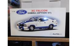 1978 Ford Falcon XC Cobra Option 97 aa72752, масштабная модель, Autoart, 1:18, 1/18