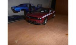 2010 Dodge Challenger -  Highway 61, масштабная модель, 1:18, 1/18